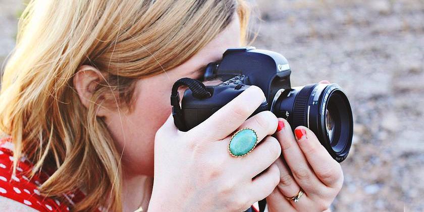 Få 3 tilbud på en fotograf
